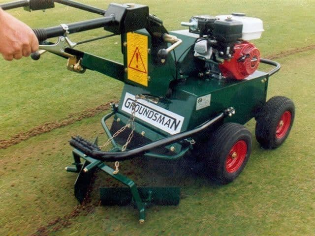 Аэратор Groundsman 345md